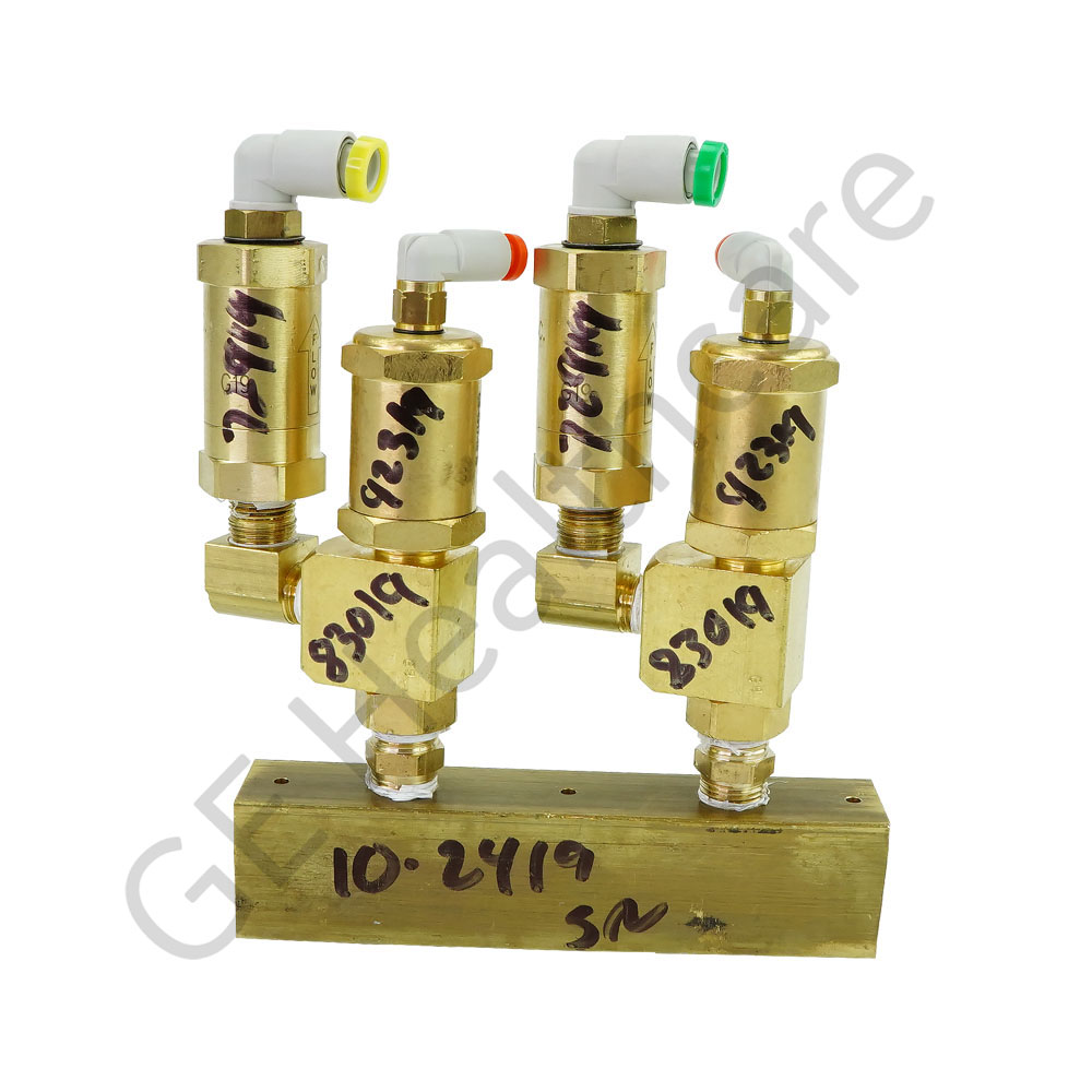 Priority Valve Manifold Assembly