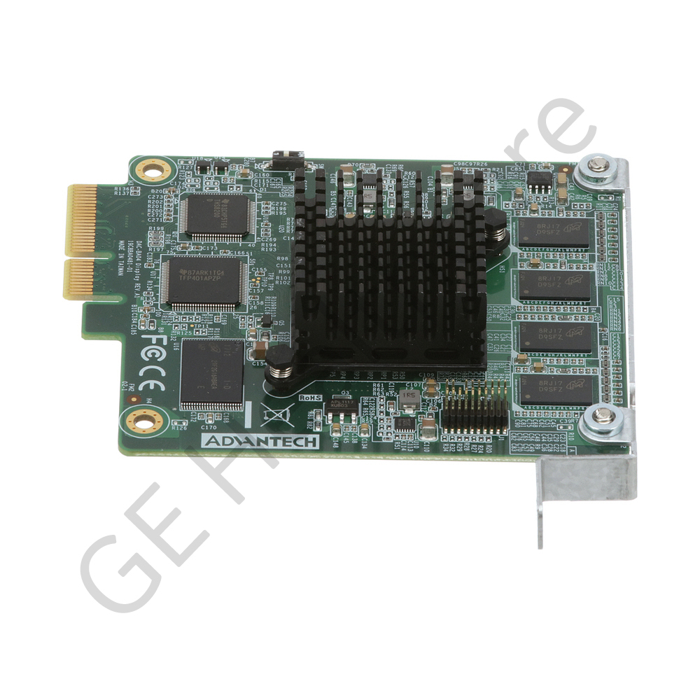 BEP6.X S-Video Card with HD input support 5433408-121