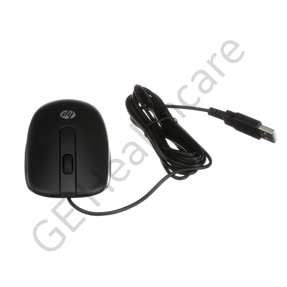 USB 2 Button Scroll Mouse