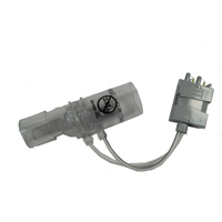 Flow Sensor Offset - Breathing Circuit Gas (BCG)