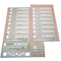 Dash™ 3K Front/DAS Labels - All Languages - FRU