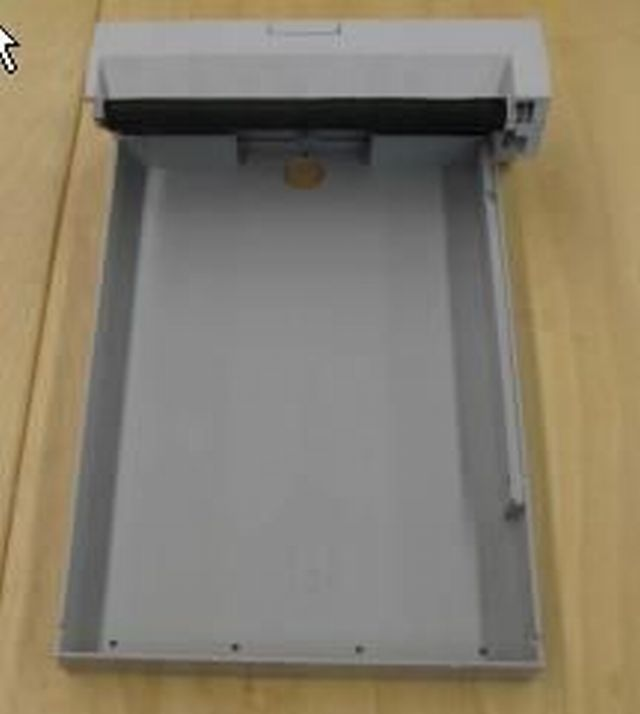 MAC 1600 Paper Tray and Printer Door