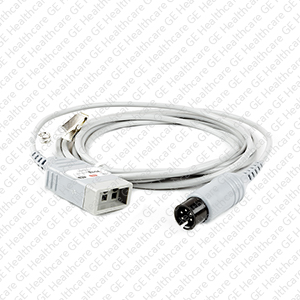 10ft Three Lead ECG Patient Cable